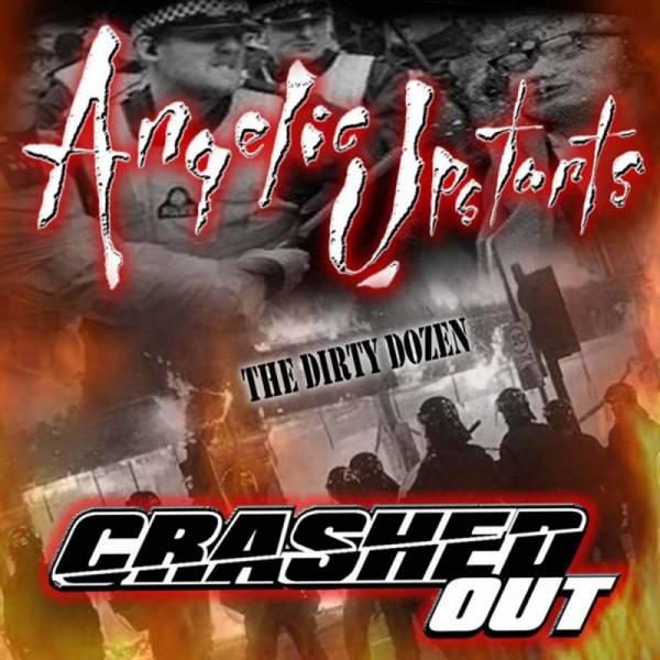 Angelic Upstarts / Crashed Out - The Dirty Dozen, LP lim. verschiedene Farben