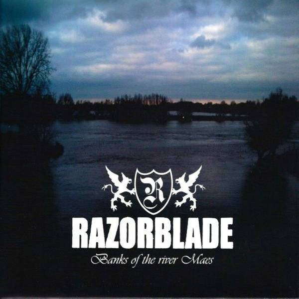 Razorblade - Banks of the river Maes, 7'' lim. 275 schwarz