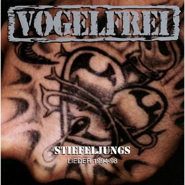 Vogelfrei - Stiefeljungs + Bonus, CD