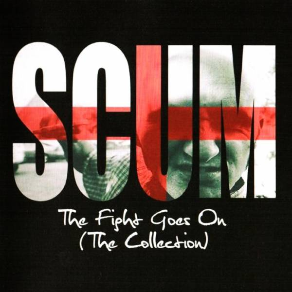 Scum - The fight goes on / The Collection, CD