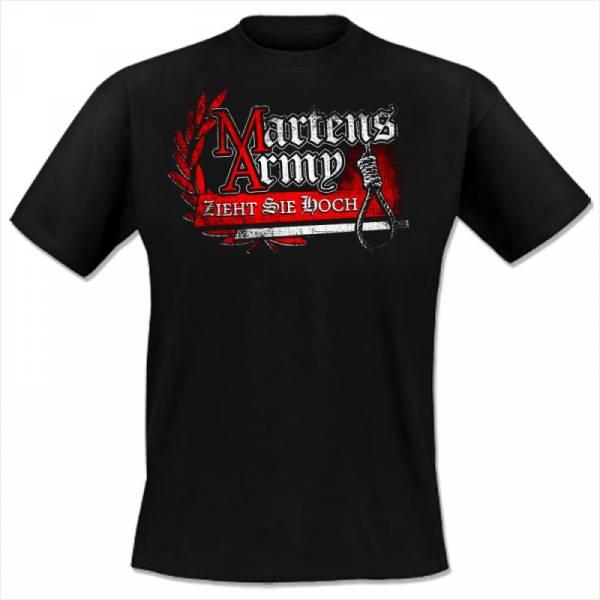 Martens Army - Zieht sie hoch, T-Shirt OTS exklusiv