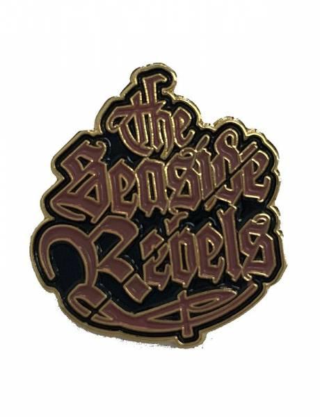 Seaside Rebels, The - Logo, Pin