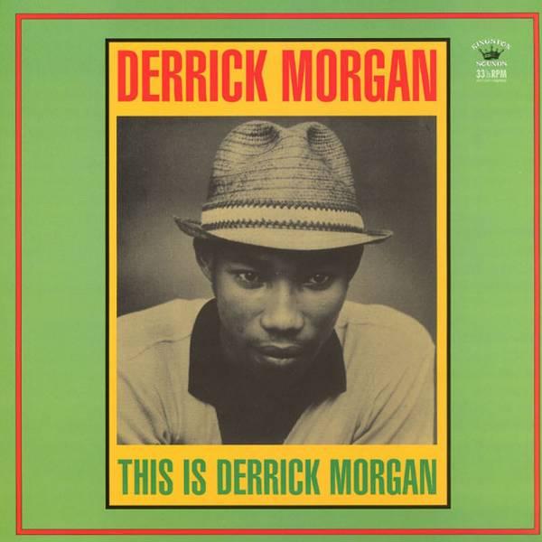 Derrick Morgan - This is Derrick Morgan, LP schwarz