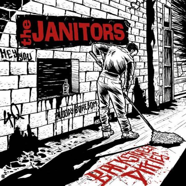 Janitors, The - Backstreet Ditties, CD lim. 500