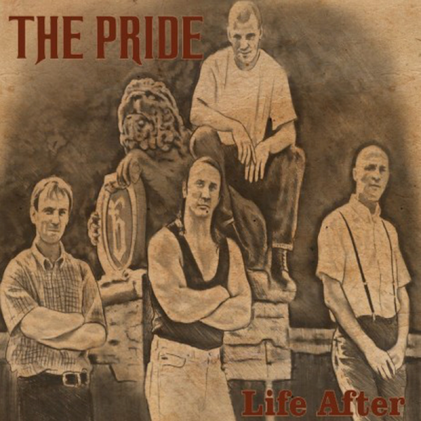 Pride, The - Life After, lim. 500 CD DigiPack
