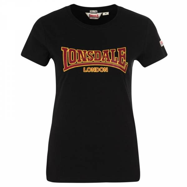 Lonsdale - Classic, Girly-Shirt Slim Fit Helmsley