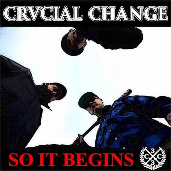 Crucial Change - So it Begins, CD