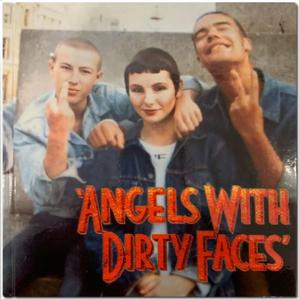 Angels With Dirty Faces, Fotobuch lim. 50 handnummeriert