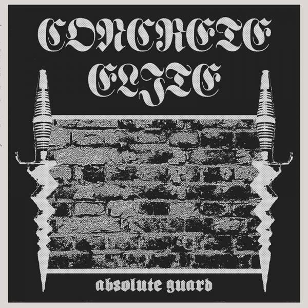 """Concrete Elite - Absolute guard, 12"""" lim. 500 verschiedenen Farben"""