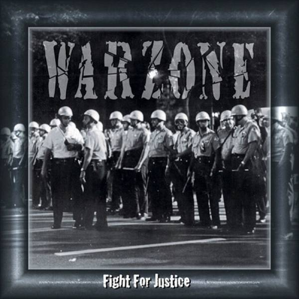 Warzone - Fight for Justice, CD