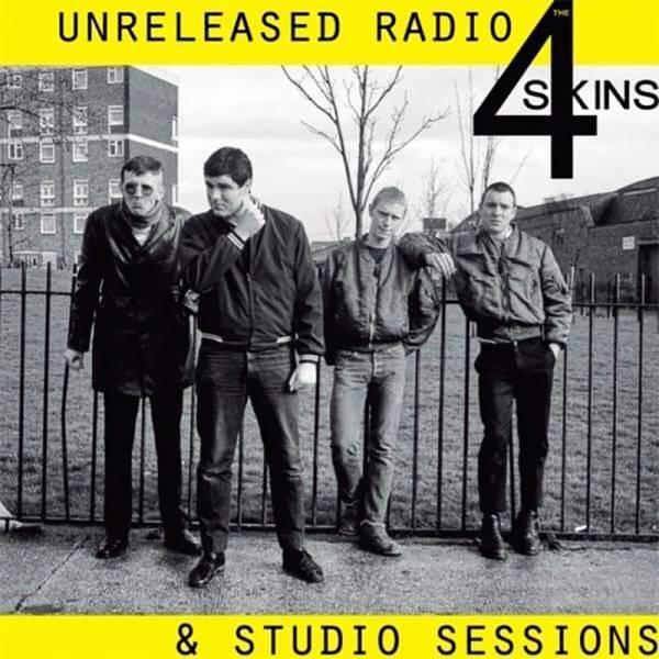 4 Skins, The - Unreleased Radio & Studio Sessions, LP lim. 1000 verschiedene Farben
