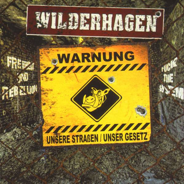 WilderHagen – Unsere Straßen / Unser Gesetz, CD