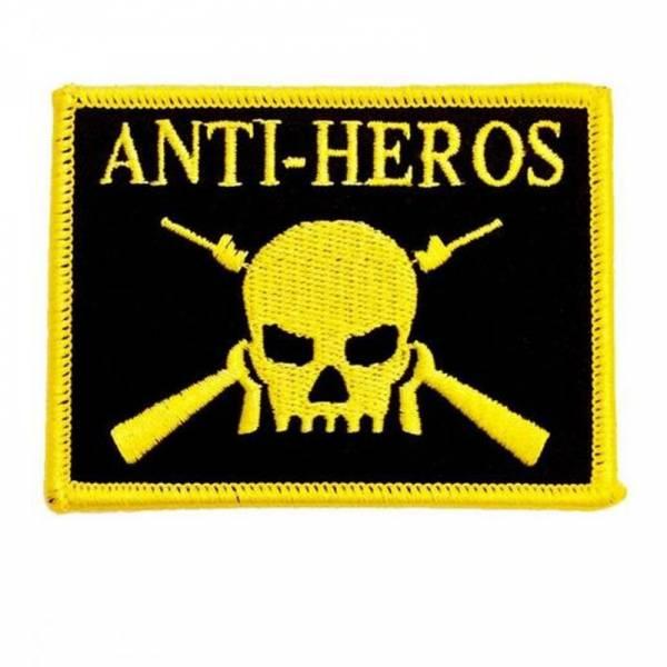 Anti-Heros - Logo, Aufnäher