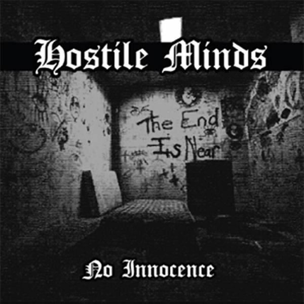"""Hostile Minds - No Innocence, 7"""" lim. 300 verschiedene Farben"""