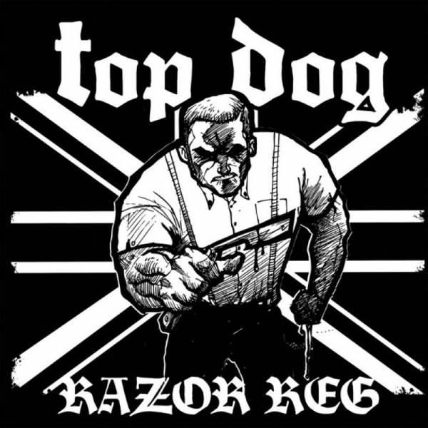 Top Dog - Razor Reg, CD lim. 500 TD1