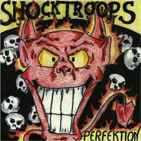 Shocktroops - Perfektion, CD Shock Troops