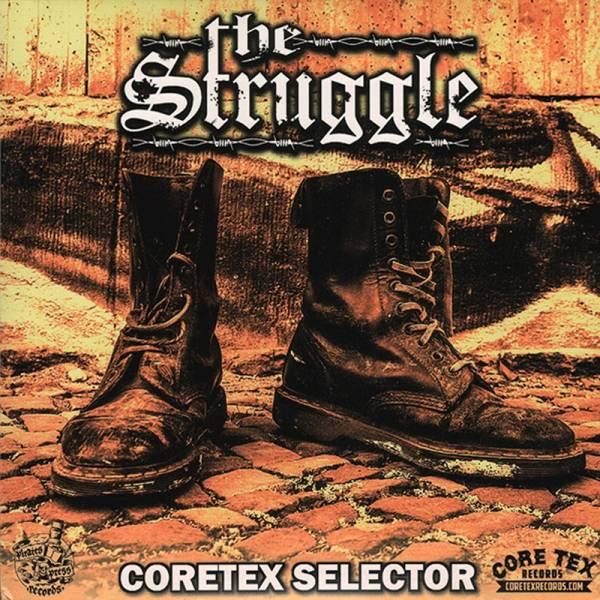 "Struggle, the - Coretex Selector, 7"" lim. 200 weiss"