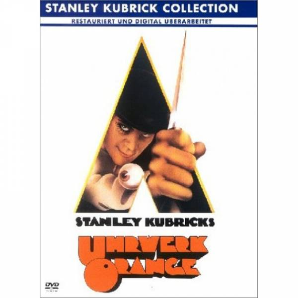 Uhrwerk Orange / Clockwork Orange, DVD