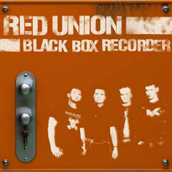 Red Union - Blackbox Recorder, CD Digipack