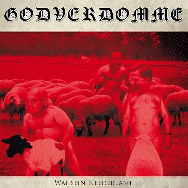 Godverdomme - Wai sein Neederlant, LP vers. Farben, lim. 333 Tim Steinfort