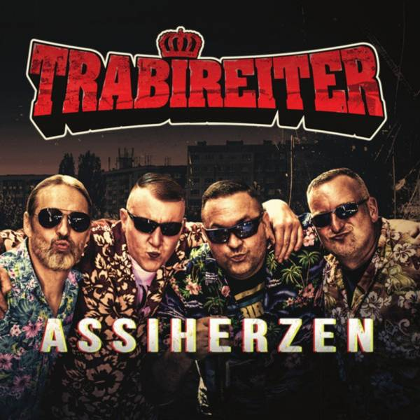 Trabireiter - Assiherzen, CD