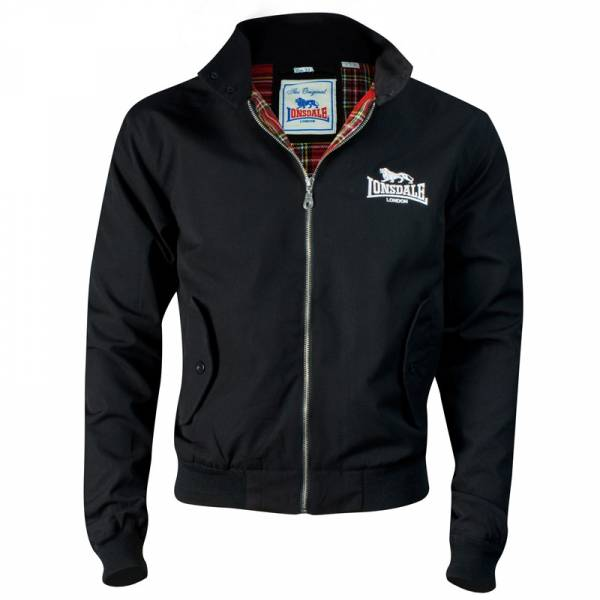 Lonsdale - Classic, Harrington Slim-Fit