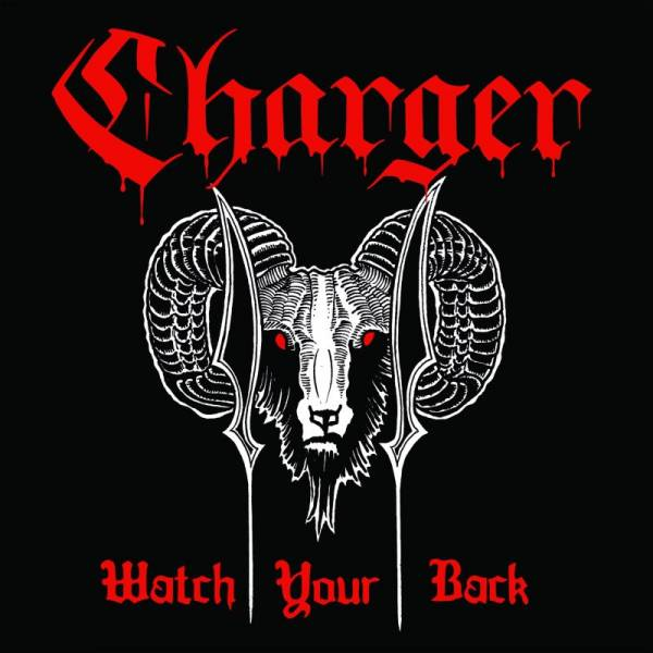 """Charger - Watch your Back/Stay Down, 12"""" EP versch. Farben"""