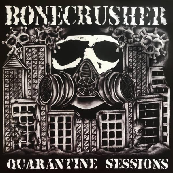 "Bonecrusher - Quarantine Sessions, 10"" lim. 500, verschiedene Farben"
