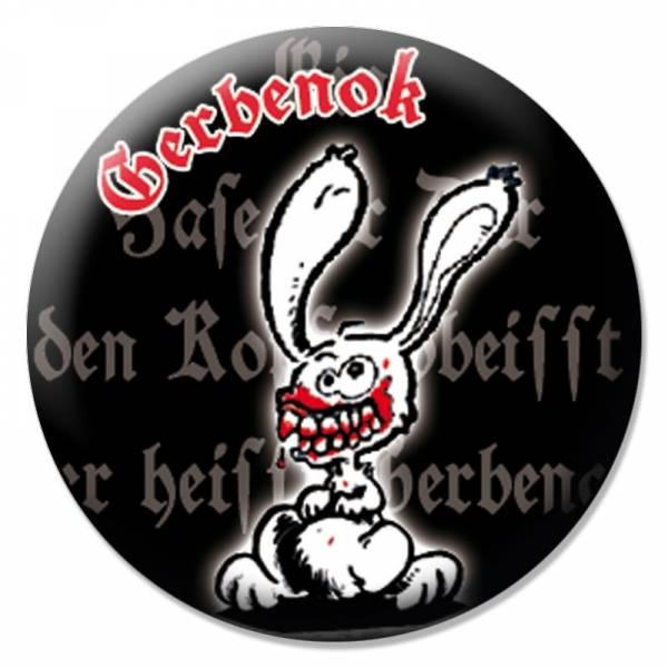 Gerbenok - Hase, Button B054