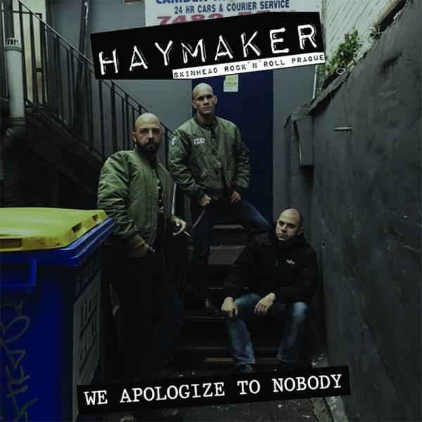Haymaker - We apologize to nobody, LP, lim. 500 verschiedene Farben