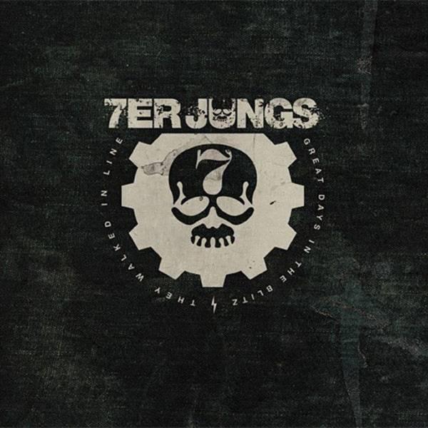 """7er Jungs - Great days in the blitz, 7"""" lim. verschiedene Farben"""