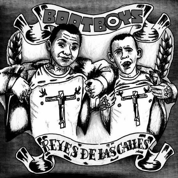 Bootboys - Reyes De La Scalles, CD-R Demo lim. 200
