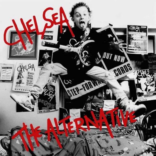 Chelsea - The Alternative, DoLP Gatefold rot