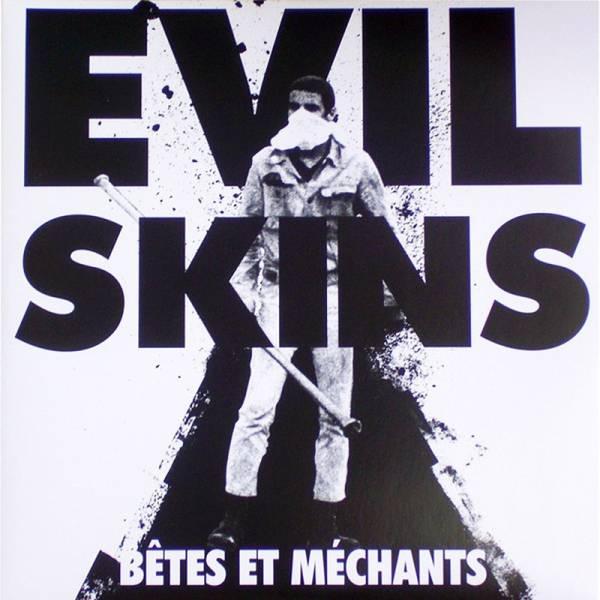 Evil Skins - Betes et mechants, Doppel LP lim. verschiedene Farben