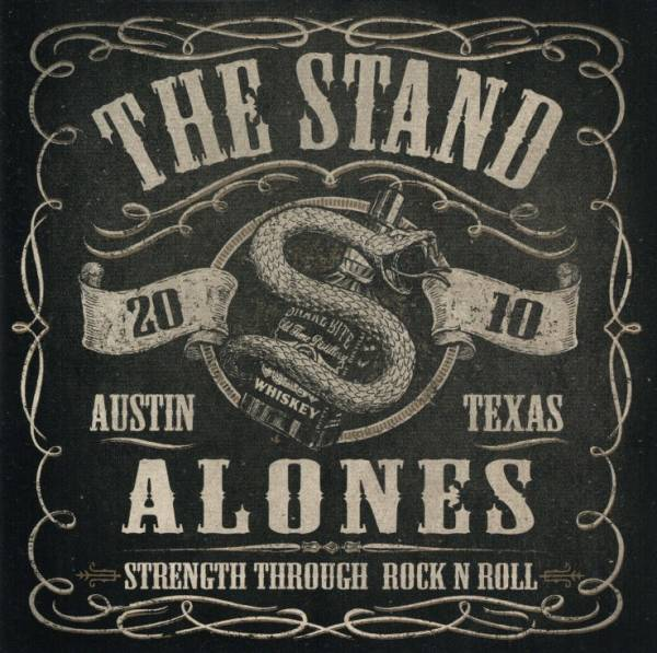 Stand Alones, The - Strength Through Rock N Roll, CD
