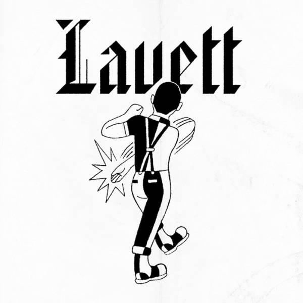 """Lavett - s/t, 7"""" lim. 300, verschiedene Farben"""