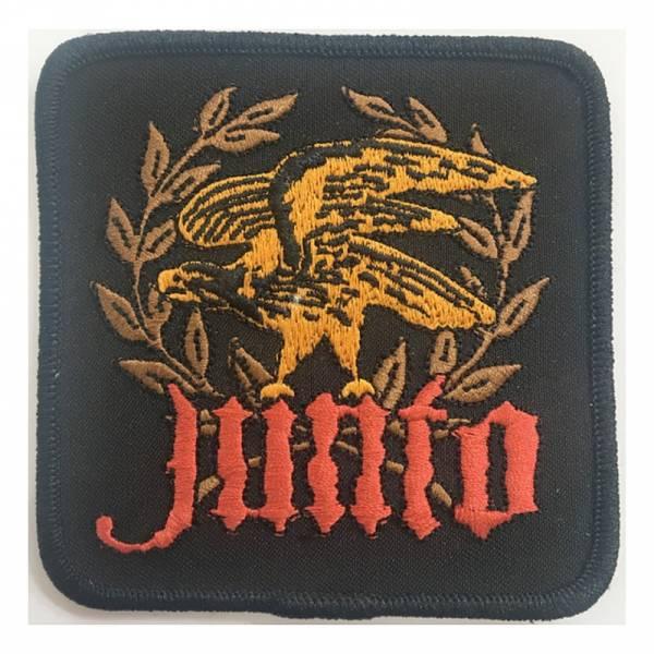 Junto - Logo, Aufnäher