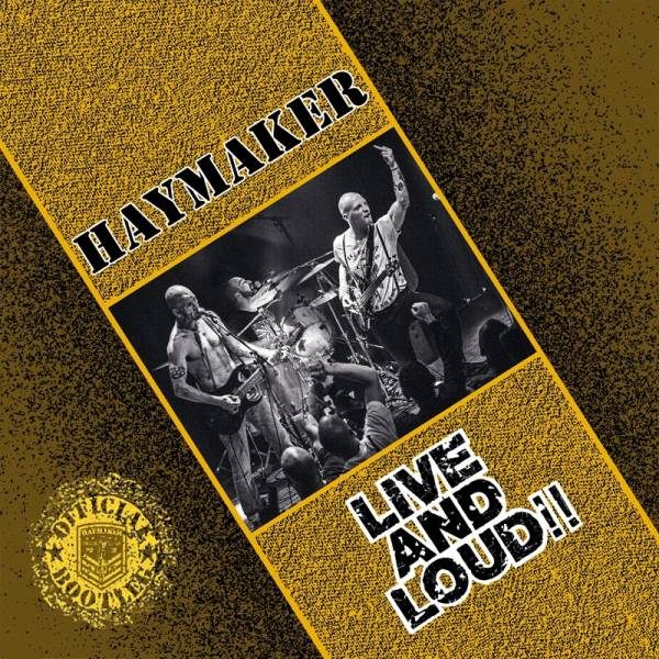 Haymaker - Live And Loud, CD SD13