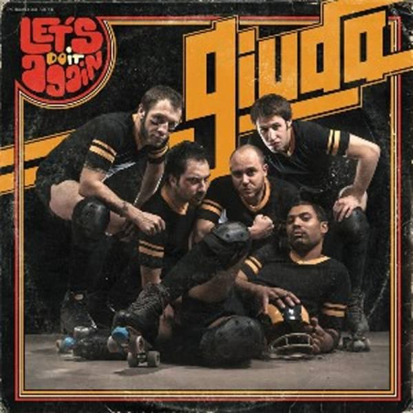 Giuda - Let's do it again, CD Digipack