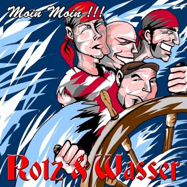 Rotz & Wasser - Moin, Moin!!!, CD