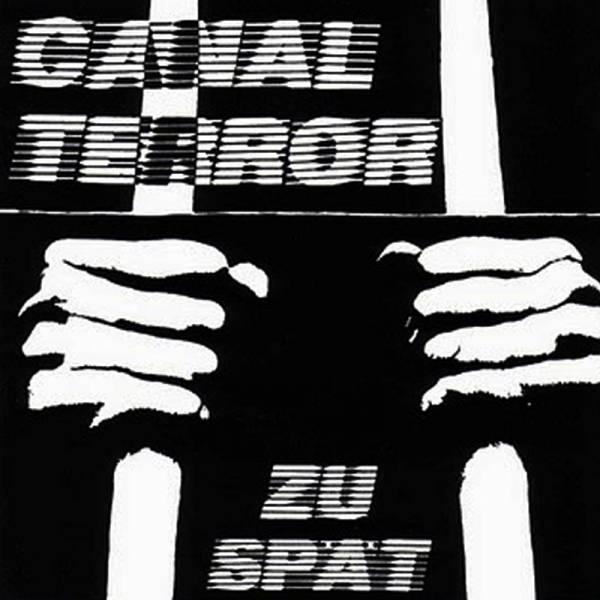 Canalterror - Zu spät, CD
