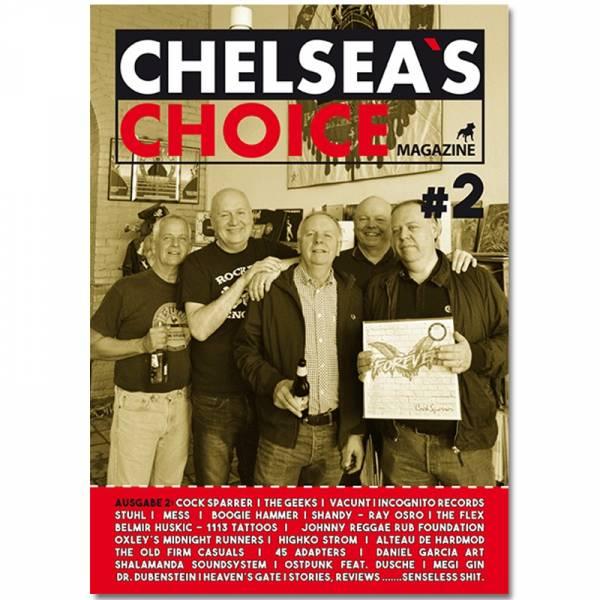 Chelsea's Choice No. 2, Fanzine A4