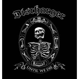 Discharger ‎- Until We Die , CD