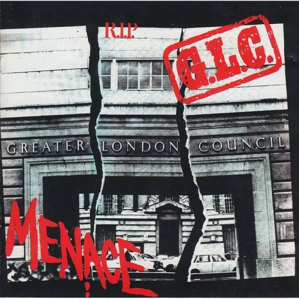 Menace - G.L.C. (R.I.P.), CD