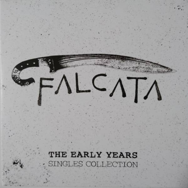 Falcata - The early years, CD Kartonstecktasche