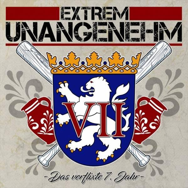 Extrem Unangenehm - Das verflixte 7. Jahr, CD