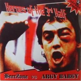 """Argy Bargy/Beerzone - Heroes of the 3rd half, 7"""" schwarz Erstpressung"""