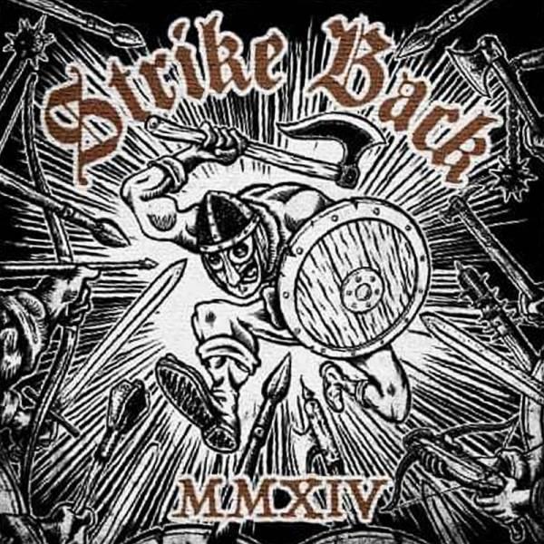 Strike Back - MMXIV, CD
