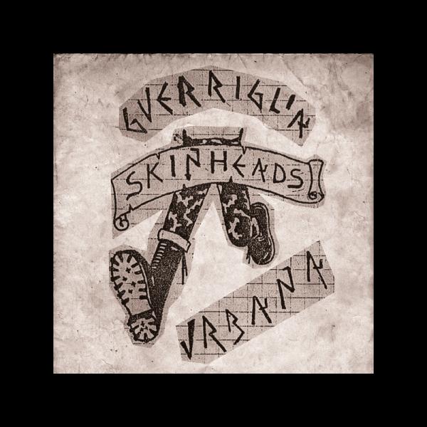 Guerriglia Urbana - Skinheads Demo 1982, LP lim. 350 green