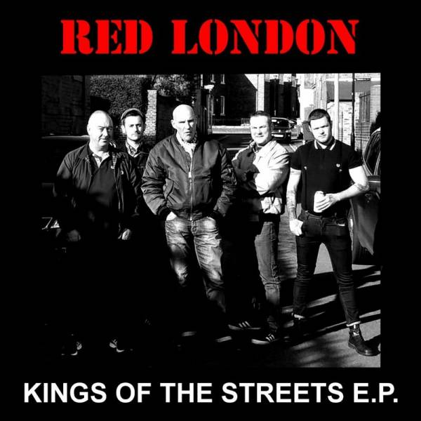 "Red London - Kings of the streets, 7"" lim. 500, verschiedene Farben"
